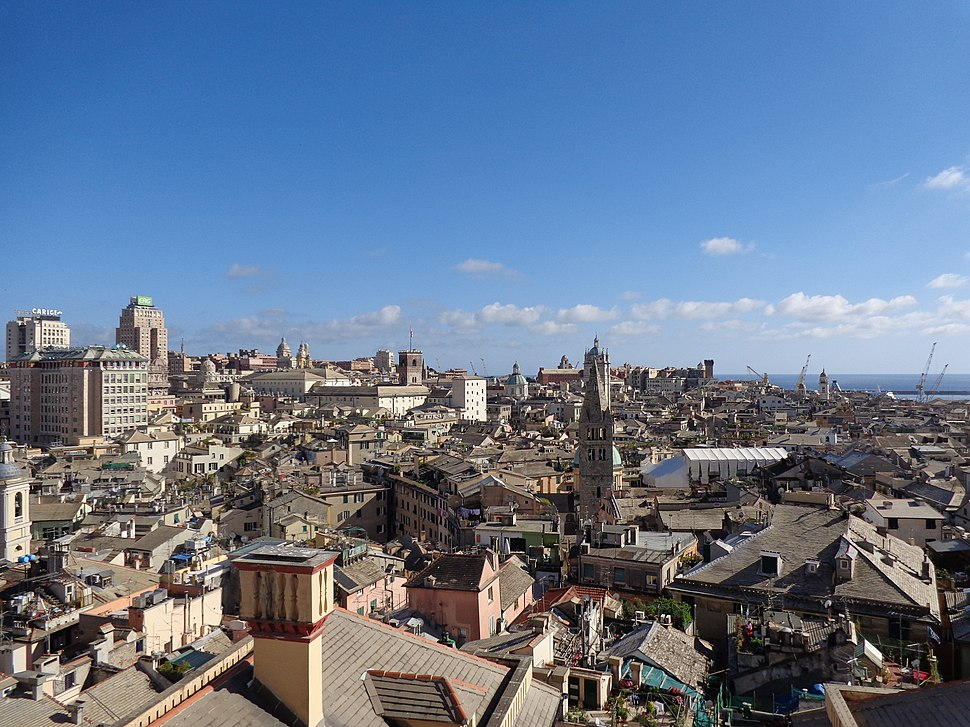 Genova da Palazzo Rosso 01