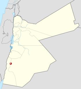 Carte Jordanie Petra.Petra Wikipedia