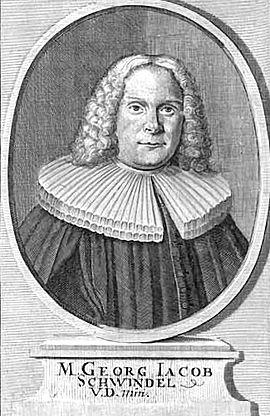 Georg Jacob Schwindel