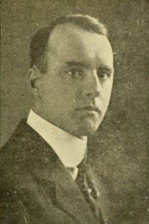 George J. Bates - George J. Bates as a Massachusetts State Representative in the early 1920s
