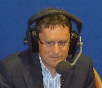 George Lee (journalist) - Image: George Lee at count