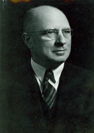 8th Oklahoma Legislature - George B. Schwabe was Oklahoma's first Republican Speaker of the House.