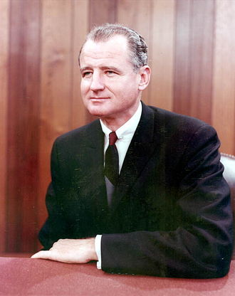 Florida's 4th congressional district - Image: George Smathers 1963