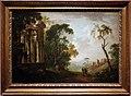 George barret il vecchio, paesaggio con rovine, 1765 ca.jpg