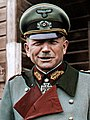 German General Heinz Guderian, possibly in Russia, c. 1944. (41575739691).jpg