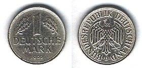1c99d16c5 مارك ألماني - ويكيبيديا، الموسوعة الحرة