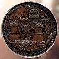 Gian francesco enzola, medaglia di costanzo sforza, signore di pesaro, 1475, 02 castello di pesaro.jpg