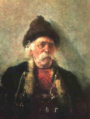 Gigo Gabashvili - Image: Gigo Gabashvili. Old citizen