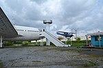 Gilly (Charleroi) - Airbus A310 transformé en bar-restaurant - 01.jpg
