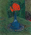 Giovanni Giacometti - Poppies in a Blue Vase (14851172456).jpg
