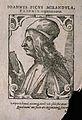 Giovanni Pico della Mirandola (Johannes Picus Mirandulanus). Wellcome V0004659EL.jpg