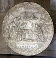 Giovanni antonio amadeo (scuola), natività in un tondo, 1450-1500 ca. 01.JPG