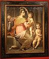 Giovanni maria butteri, sacra famiglia coi ss. giovannino e giuseppe, 1585-90 (prato, pal. pretorio) 01.jpg