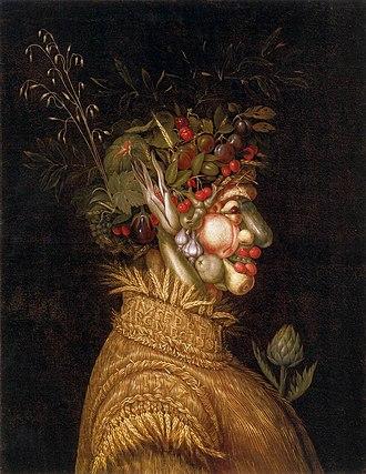 1572 in art - Arcimboldo – Summer, Denver Art Museum