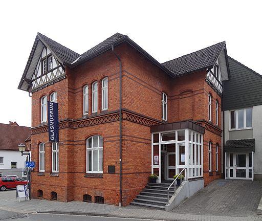 Glasmuseum Bad Driburg 04
