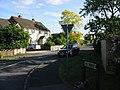 Glebe Lane, Stockcross - geograph.org.uk - 869021.jpg