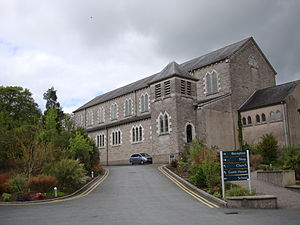 Glenstal Abbey - Glenstal Abbey church