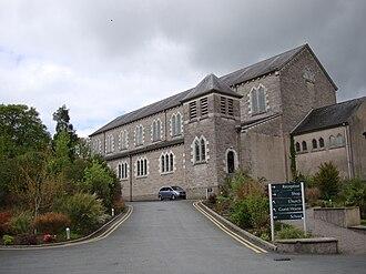 Glenstal Abbey - Glenstal Abbey church