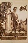 Gloeden, Wilhelm von (1856-1931) - n. 0762 - Indolenza meridionale (sic) - Janssen p.11.jpg