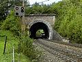 Gloggnitz - KG Aue - Semmeringbahn - Rumplertunnel Anfangsportal.jpg