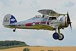 Gloster Gladiator II 'N5903' (G-GLAD) (36092938515).jpg