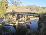 Gobarralong Bridge, Murrumbidgee River, New South Wales.JPG