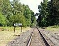 Goble Oregon train sign.jpg