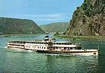 Goethe (ship, 1913) Loreley 1960.jpg