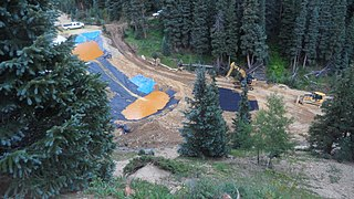 2015 Gold King Mine waste water spill