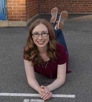 Erin McKenney - Image: Gold award winner