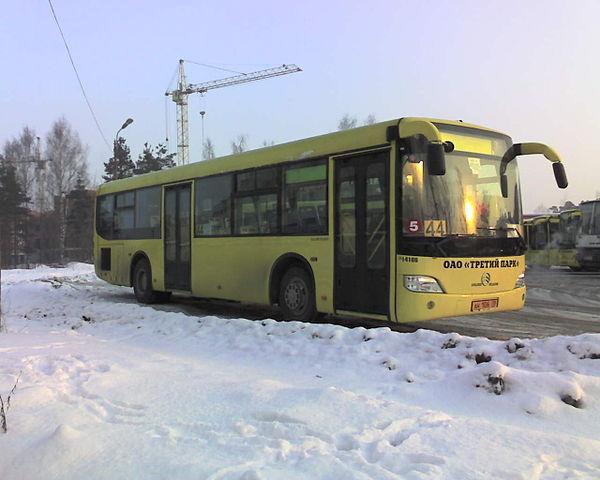 Вгородских автобусах всередине весны  начнут тестировать систему оплаты обновленного поколения