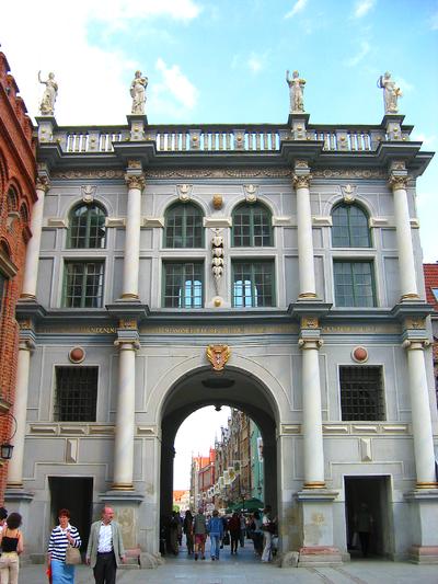 Golden Gate (Gdańsk)