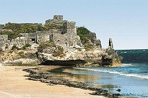 Sub-Saharan Africa - Stone city of Gondershe, Somalia