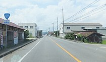 Gonosetown Nishiwakicity Hyogopref Route 427 No,2.JPG