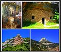 Gorgas de San Julián (Lierta), acceso desde Nueno.jpg