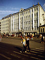Gorky City. Revolution Square near Moscow Railway Station -.jpg