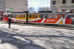 Trams in Gorzów Wielkopolski