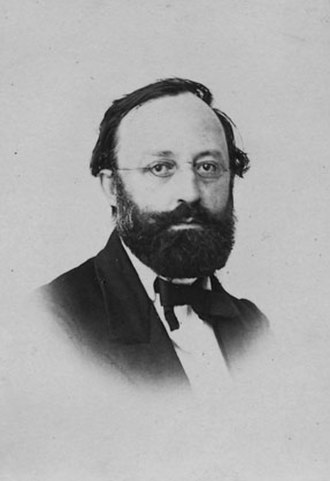 Gottfried Keller - Gottfried Keller in 1860
