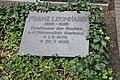 Grab von Franz Leonhard.jpg
