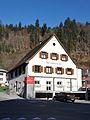 Grafenweg 2 Nüziders, Zum Schwarzen Adler.JPG