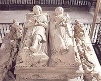 Granada-Capilla Real-8-Sepulcro de Felipe I y de Juana la La Loca (Bartolomé Ordóñez).jpg
