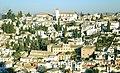 Granada - El Albaicín visto desde las murallas de la Alhambra - panoramio.jpg