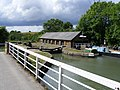 Grand Union Canal at Bulbourne - geograph.org.uk - 1405752.jpg