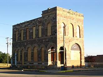 Granville, North Dakota - Granville State Bank