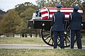 Graveside service for U.S. Air Force Maj. Candice Ismirle (30795672891).jpg