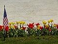 Gravestone of Franklin and Eleanor Roosevelt - FDR Presidential Library & Museum - Hyde Park - New York - USA (7078545007).jpg