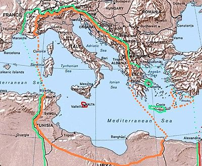 Greater Italy - Wikipedia, the free encyclopedia