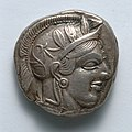 Greece, Athens, late 6th-early 4th century BC - Stater - 1916.992 - Cleveland Museum of Art.jpg