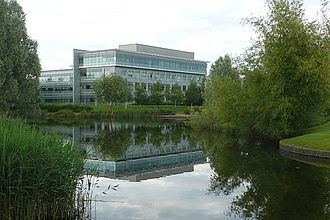 Green Park Business Park - Image: Green Park and Longwater