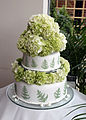 Green fern wedding cake.jpg